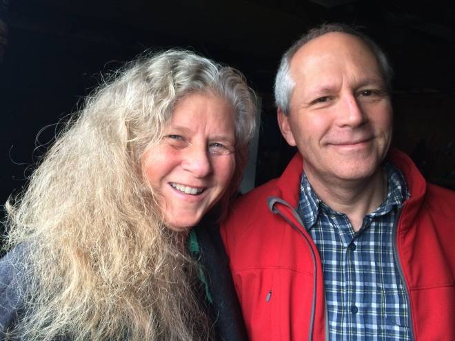 Kristina Olsen and Bill Coon